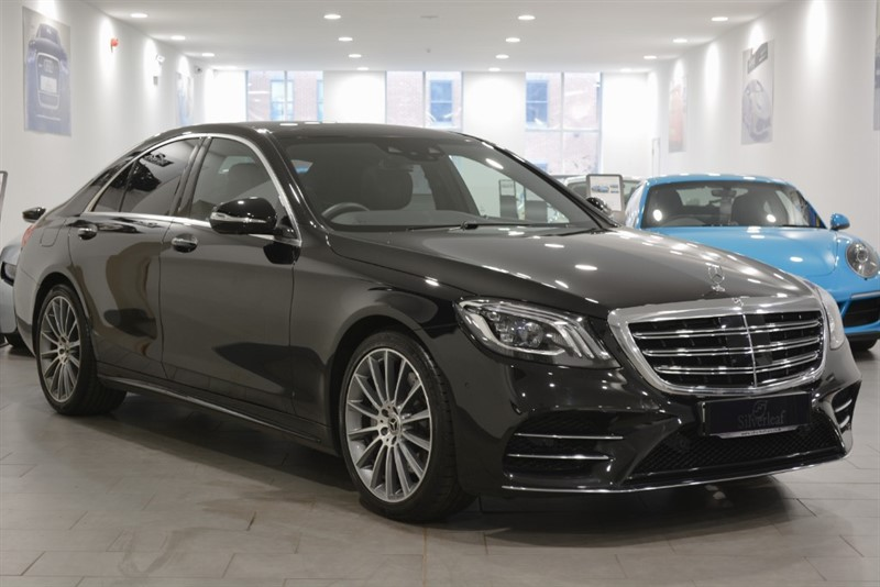 used Mercedes 350 S  D AMG LINE PREMIUM in sheffield-south-yorkshire