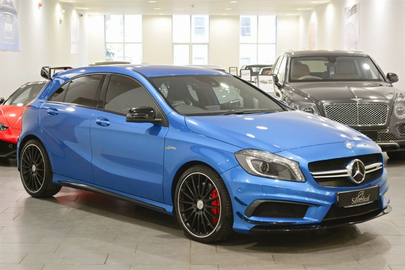 used Mercedes A45 AMG 4MATIC in sheffield-south-yorkshire