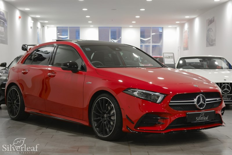 used Mercedes A35 AMG AMG A 35 4MATIC PREMIUM PLUS in sheffield-south-yorkshire
