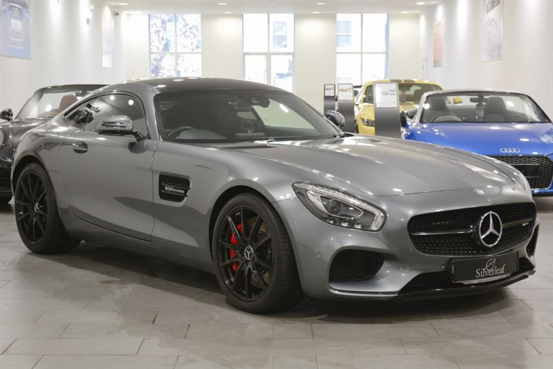 used Mercedes AMG GT S PREMIUM in sheffield-south-yorkshire