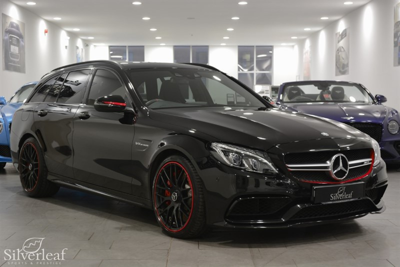 used Mercedes C63 AMG S EDITION 1 in sheffield-south-yorkshire