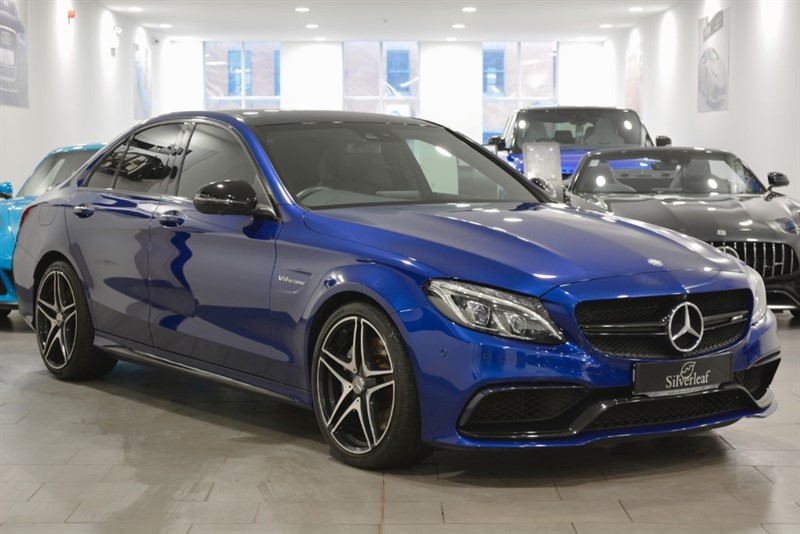 used Mercedes C63 AMG PREMIUM in sheffield-south-yorkshire