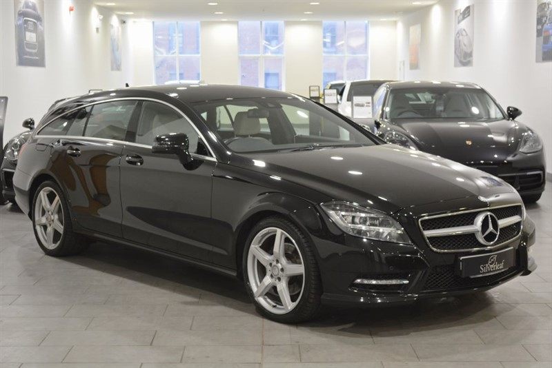 used Mercedes CLS CLS250 CDI BLUEEFFICIENCY AMG SPORT in sheffield-south-yorkshire
