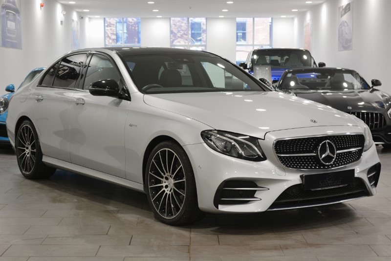 used Mercedes E43 AMG 4MATIC PREMIUM in sheffield-south-yorkshire