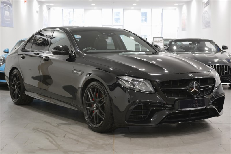 used Mercedes E63 AMG S 4MATIC PREMIUM in sheffield-south-yorkshire