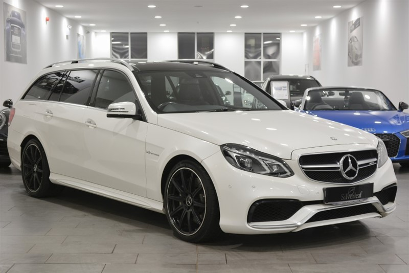 used Mercedes E63 AMG in sheffield-south-yorkshire