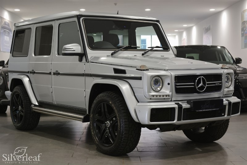 used Mercedes G350 D 4MATIC in sheffield-south-yorkshire