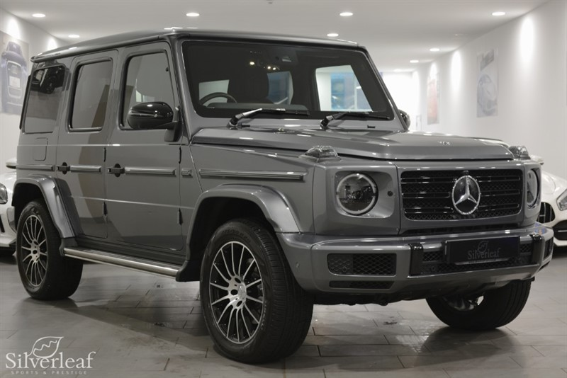 used Mercedes G350 D 4MATIC AMG LINE PREMIUM in sheffield-south-yorkshire