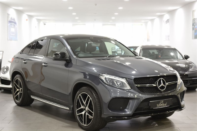 used Mercedes GL E-CLASS GLE 350 D 4MATIC AMG LINE PREMIUM PLUS in sheffield-south-yorkshire