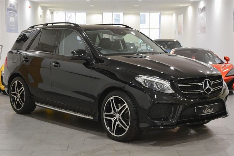 used Mercedes GL E-CLASS GLE 250 D 4MATIC AMG LINE in sheffield-south-yorkshire