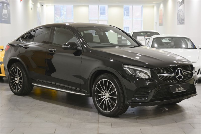 used Mercedes GLC220 D 4MATIC AMG LINE PREMIUM PLUS in sheffield-south-yorkshire