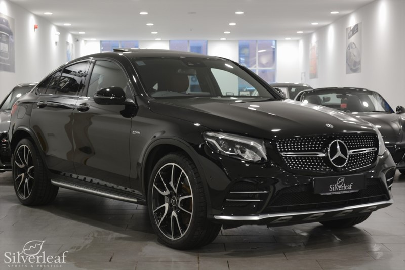 used Mercedes GLC43 AMG 4MATIC PREMIUM PLUS in sheffield-south-yorkshire