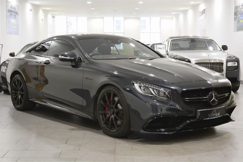 used Mercedes S63 AMG  in sheffield-south-yorkshire