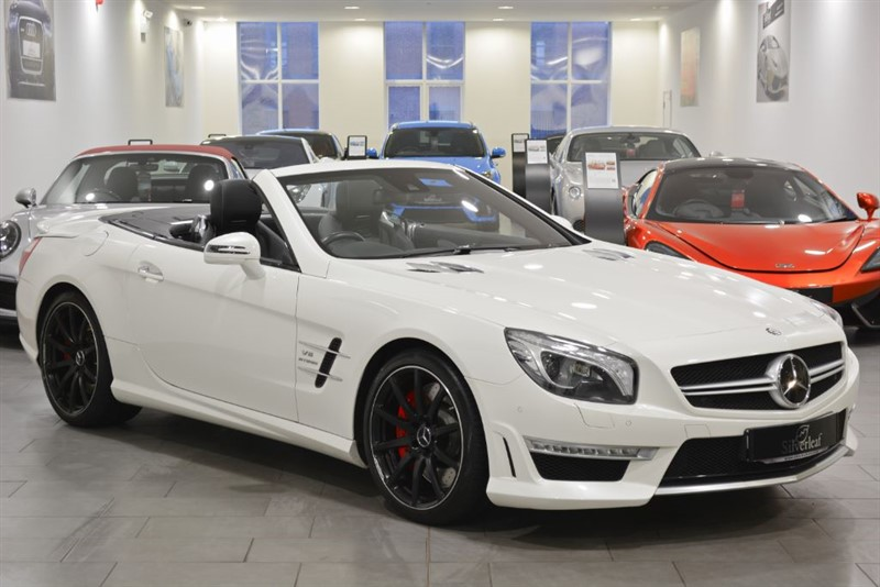 used Mercedes SL63 AMG  in sheffield-south-yorkshire