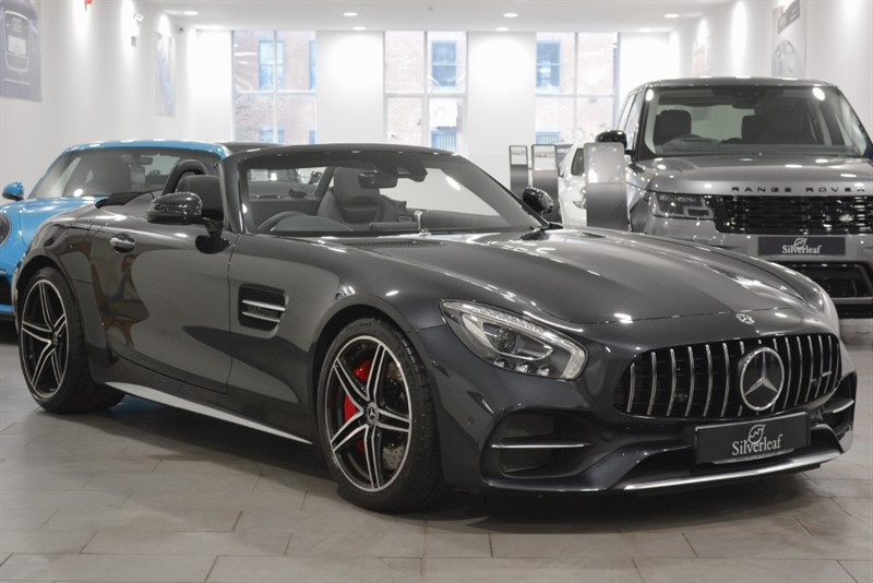 used Mercedes  AMG GT C in sheffield-south-yorkshire