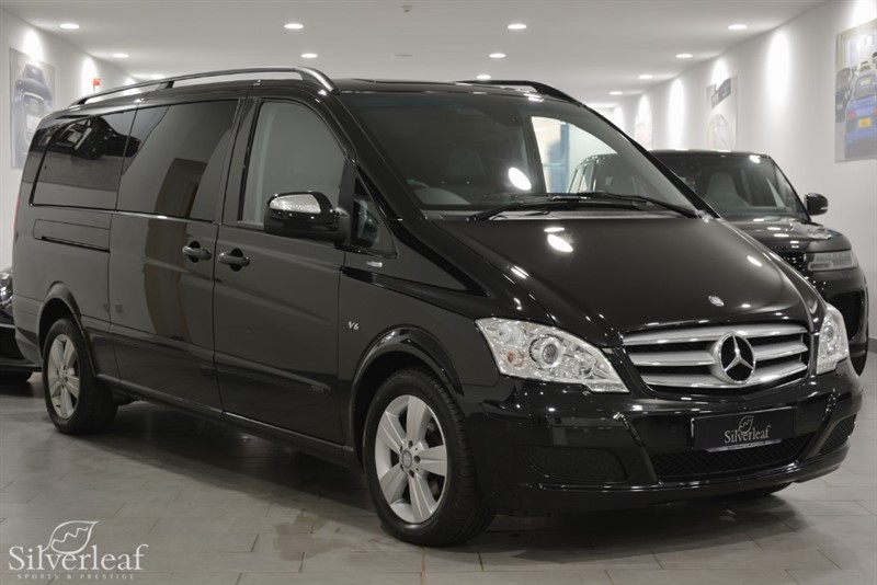 used Mercedes Viano CDI BLUEEFFICIENCY AMBIENTE in sheffield-south-yorkshire
