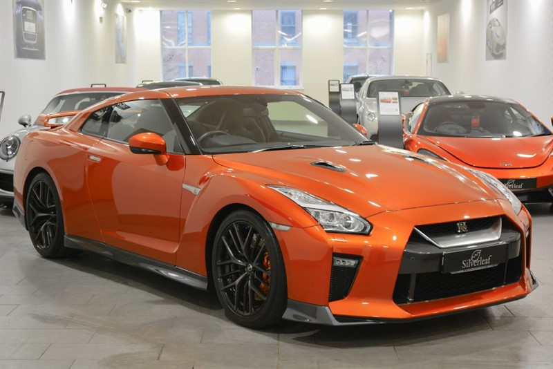 used Nissan GT-R RECARO in sheffield-south-yorkshire