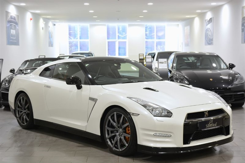 used Nissan GT-R PREMIUM EDITION in sheffield-south-yorkshire