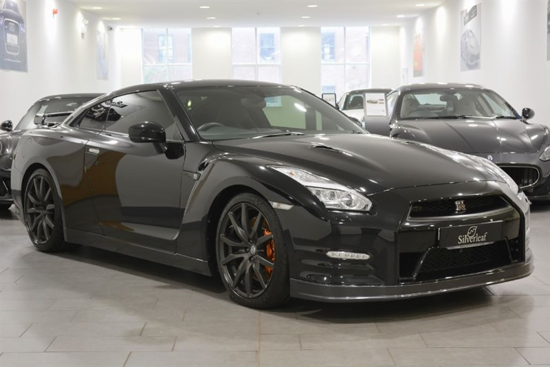 used Nissan GT-R V6 in sheffield-south-yorkshire
