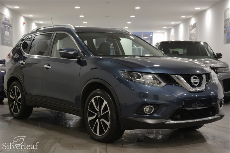 used Nissan X-Trail DCI TEKNA in sheffield-south-yorkshire