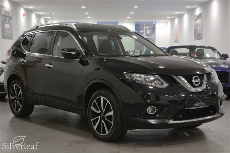 used Nissan X-Trail N-VISION DCI in sheffield-south-yorkshire
