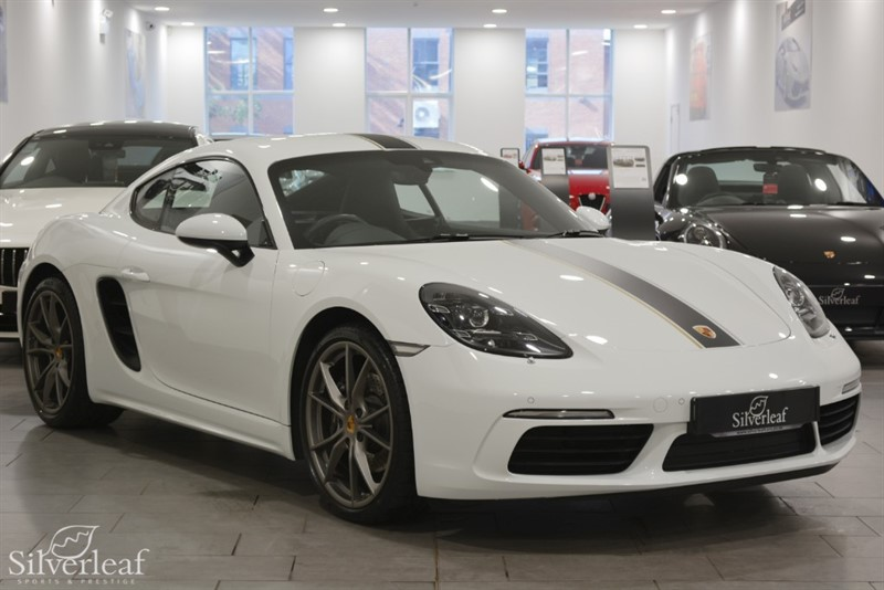used Porsche 718 Cayman PDK in sheffield-south-yorkshire