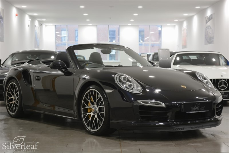 used Porsche 911 TURBO S PDK in sheffield-south-yorkshire