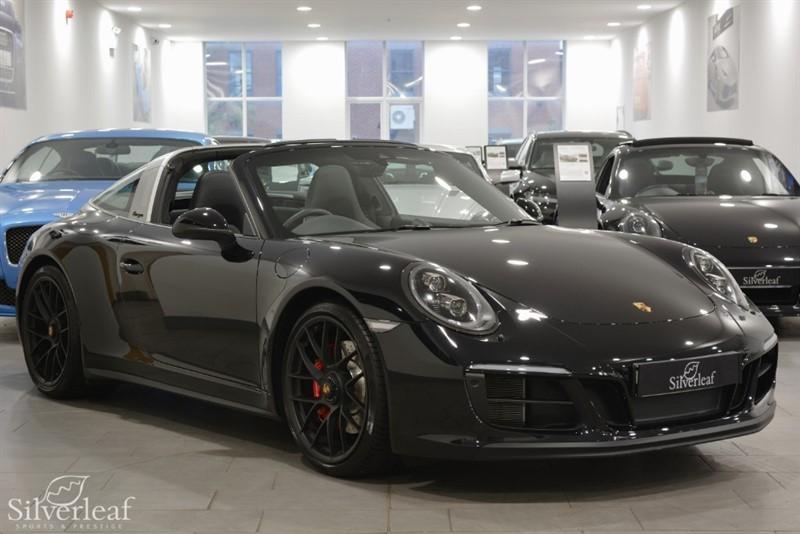 used Porsche 911 TARGA 4 GTS PDK in sheffield-south-yorkshire
