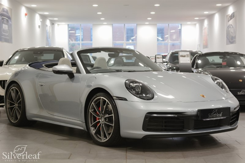 used Porsche 911 992 CARRERA S PDK in sheffield-south-yorkshire