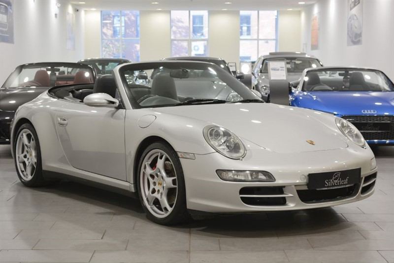 used Porsche 911 CARRERA 4 TIPTRONIC S in sheffield-south-yorkshire