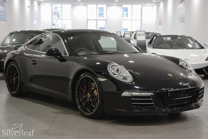 used Porsche 911 CARRERA S PDK in sheffield-south-yorkshire