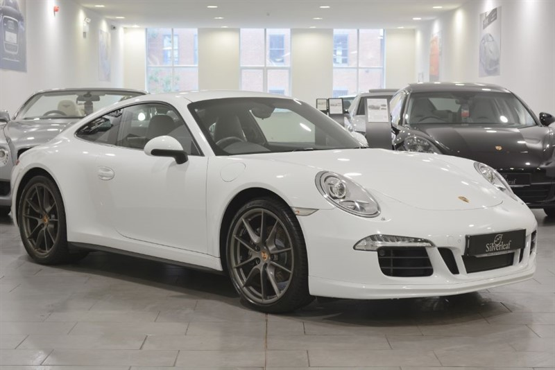 used Porsche 911 CARRERA 4 PDK in sheffield-south-yorkshire