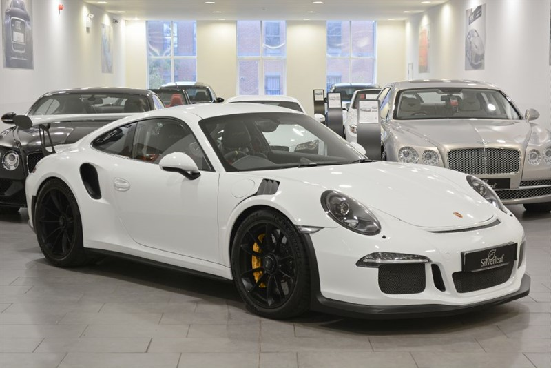 used Porsche 911 GT3 RS PDK in sheffield-south-yorkshire