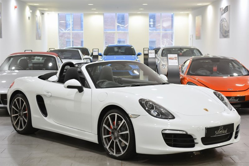 used Porsche Boxster 24V S PDK in sheffield-south-yorkshire