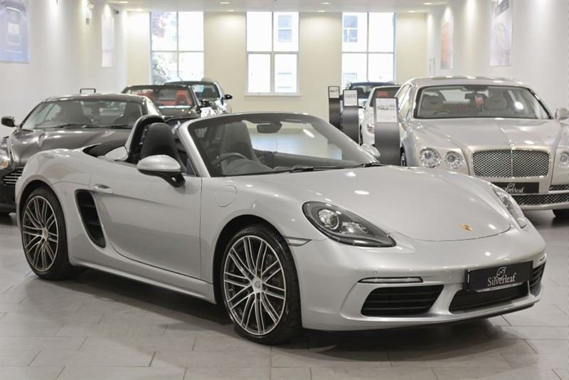 used Porsche  718 BOXSTER PDK in sheffield-south-yorkshire