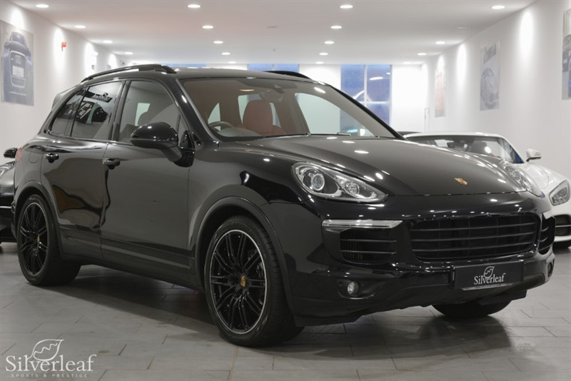 used Porsche Cayenne D V6 TIPTRONIC S in sheffield-south-yorkshire