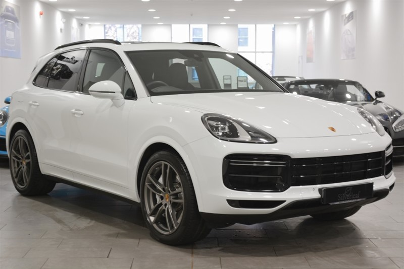 used Porsche Cayenne V8 T TIPTRONIC in sheffield-south-yorkshire