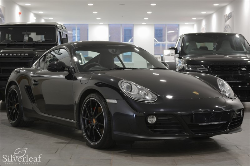 used Porsche Cayman 24V in sheffield-south-yorkshire