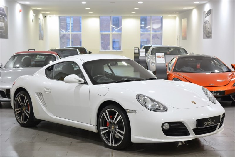 used Porsche Cayman 24V S PDK in sheffield-south-yorkshire