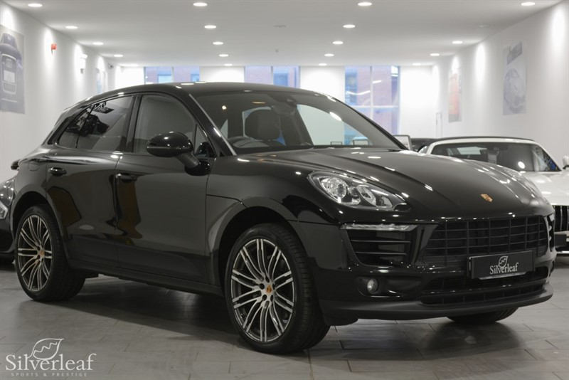 used Porsche Macan D S PDK in sheffield-south-yorkshire