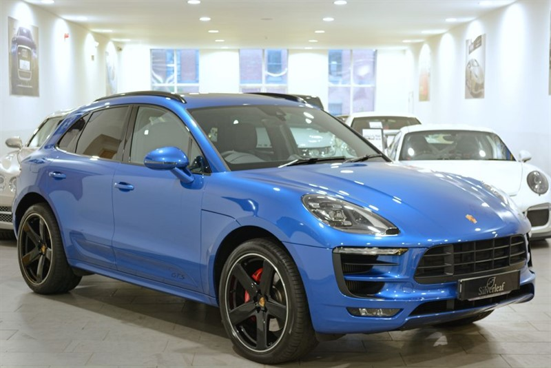 used Porsche Macan GTS PDK in sheffield-south-yorkshire