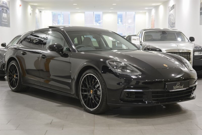used Porsche Panamera 4S SPORT TURISMO PDK in sheffield-south-yorkshire