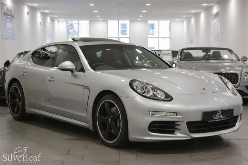 used Porsche Panamera D V6 TIPTRONIC in sheffield-south-yorkshire