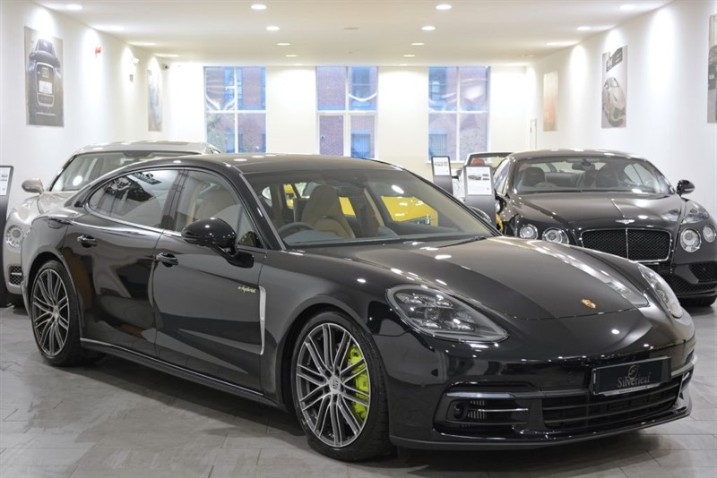 used Porsche Panamera 4 E-HYBRID EXECUTIVE in sheffield-south-yorkshire