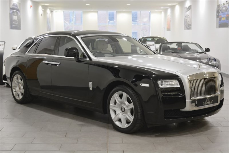 used Rolls-Royce Ghost V12 in sheffield-south-yorkshire