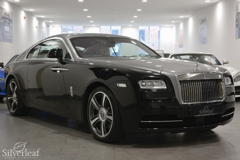 used Rolls-Royce Wraith V12 in sheffield-south-yorkshire