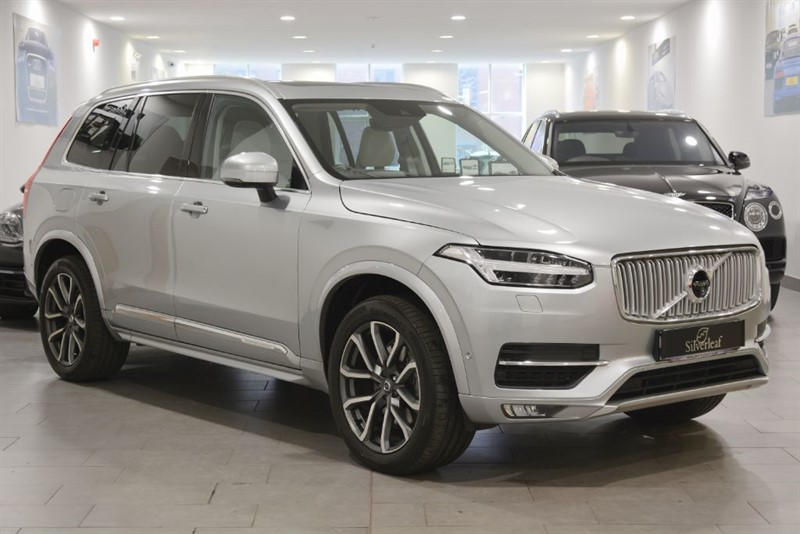 used Volvo XC90 D5 INSCRIPTION AWD in sheffield-south-yorkshire