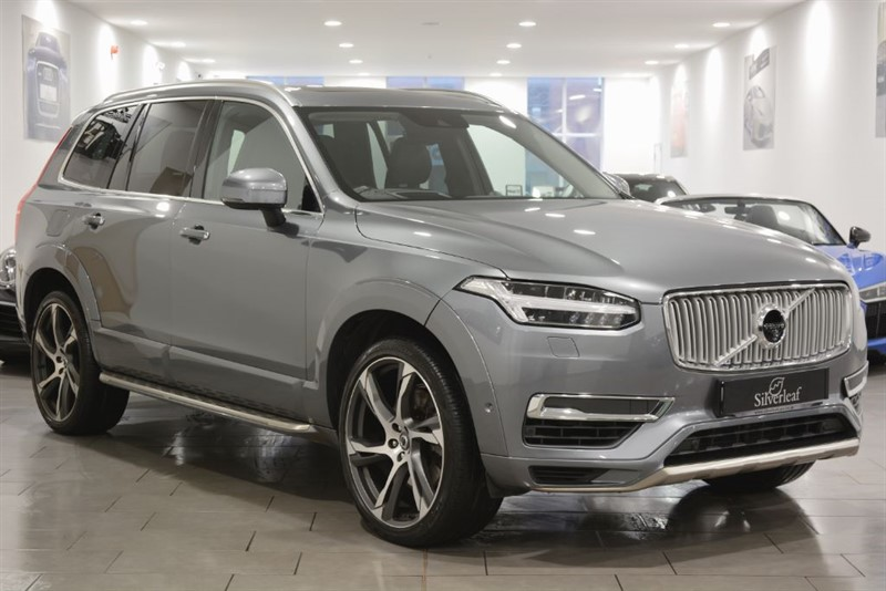 used Volvo XC90 T8 TWIN ENGINE INSCRIPTION in sheffield-south-yorkshire