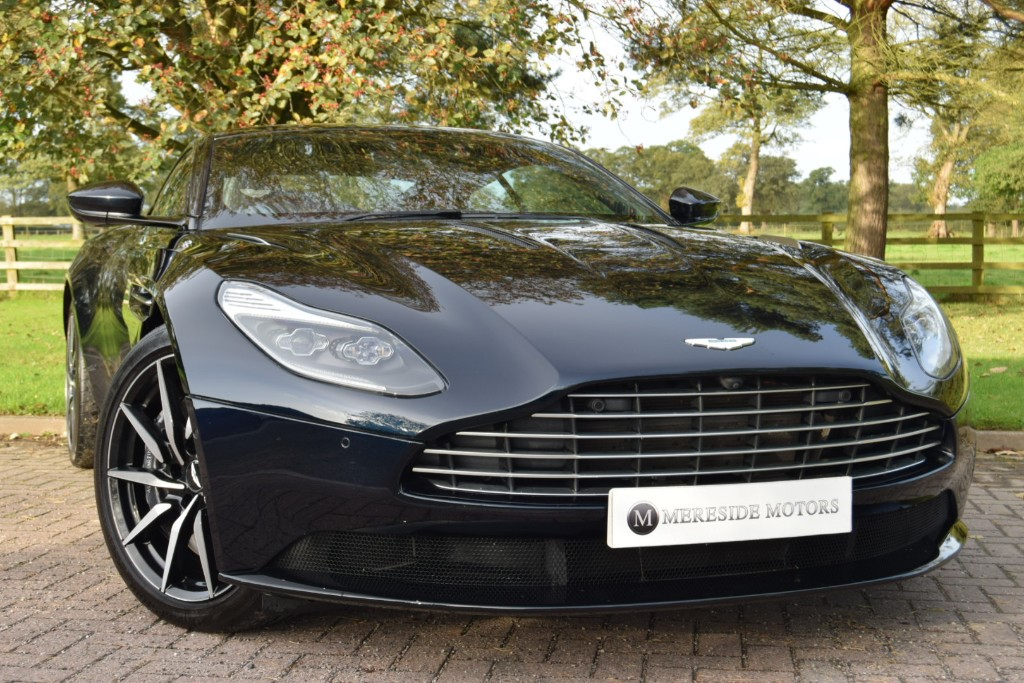 used Aston Martin DB11 V12 in knutsford-cheshire