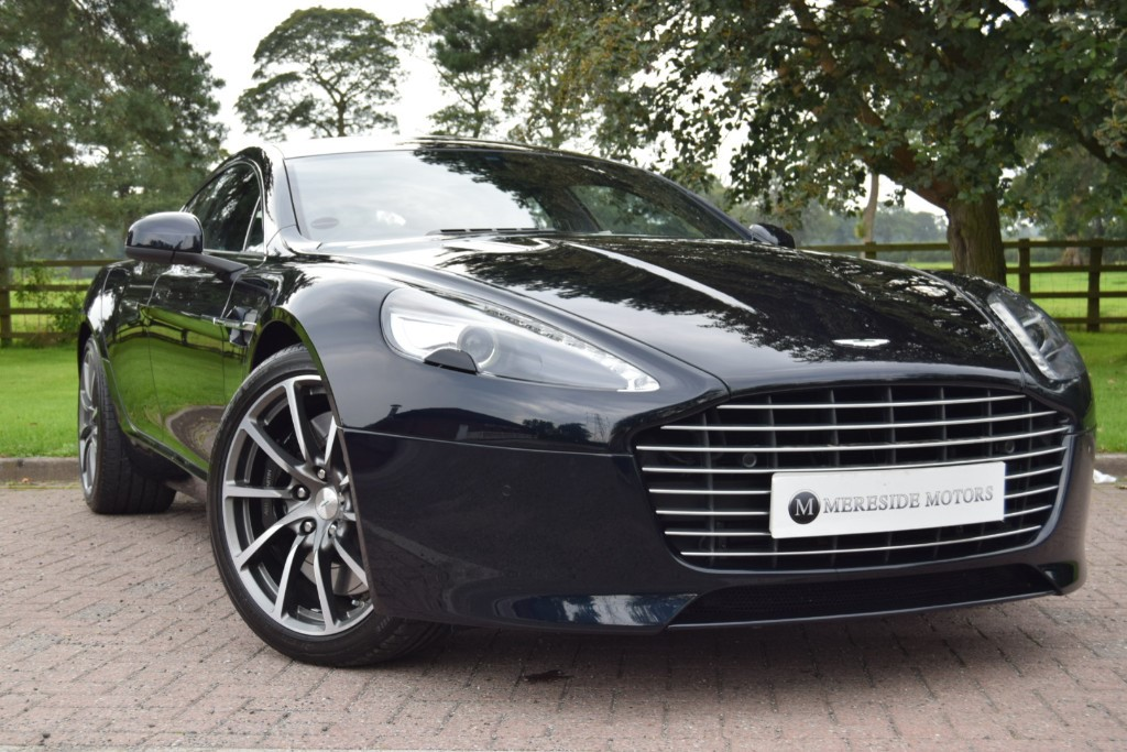 used Aston Martin Rapide S V12 in knutsford-cheshire